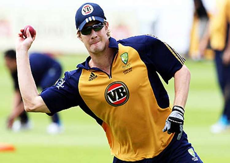shane watson to prove fitness before second test- India Tv