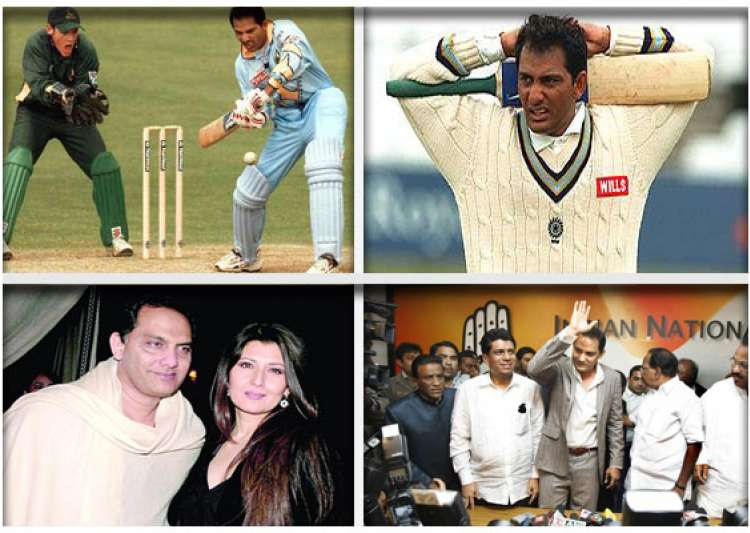 so near yet so far azharuddin highest score 199 total- India Tv