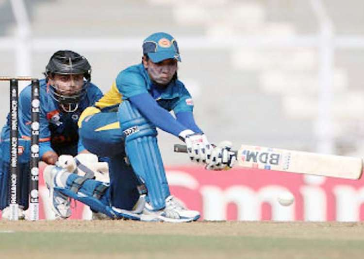 sri lanka knock india out of icc women s world cup- India Tv