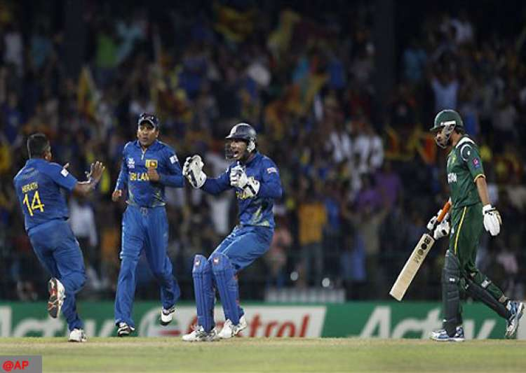 sri lanka beat pakistan to enter world t20 final- India Tv