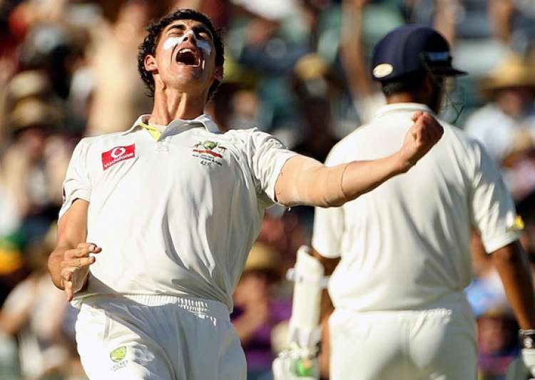 starc left out of australia lineup for 4th test- India Tv