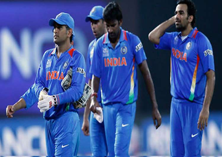 team india slips to third in world t20 rankings- India Tv