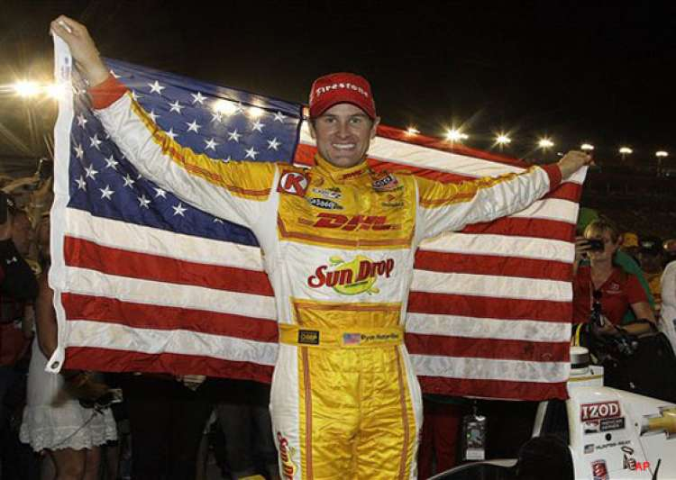 hunter reay wins indycar title after power crash- India Tv