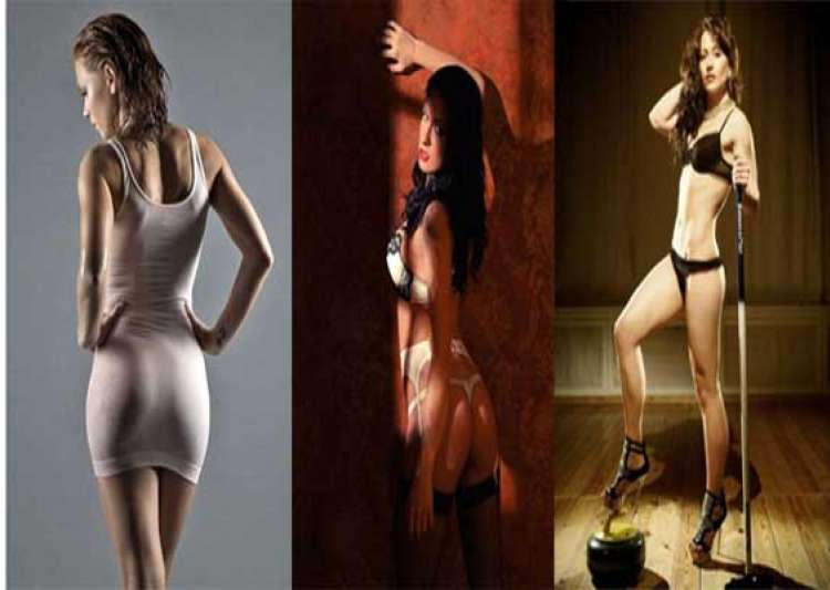 russia s female olympians do scantily clad photo shoot- India Tv