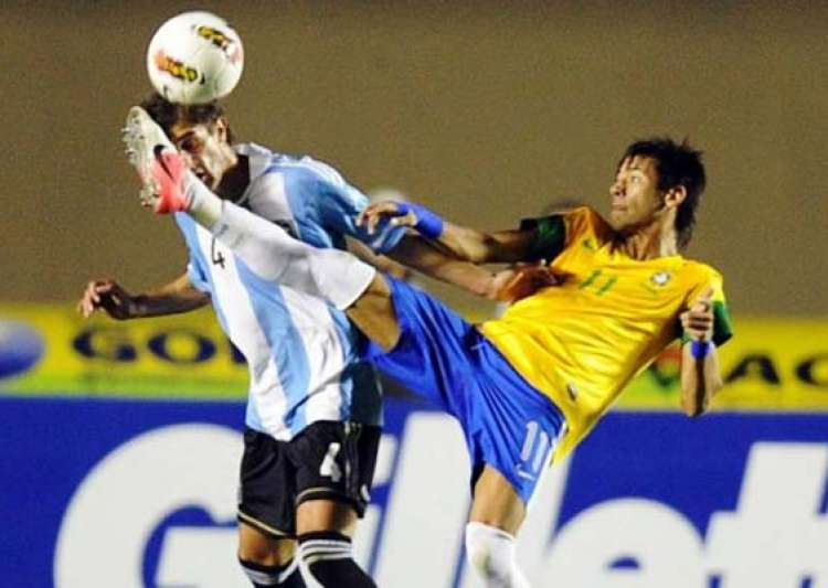 brazil defeats argentina on penalties- India Tv