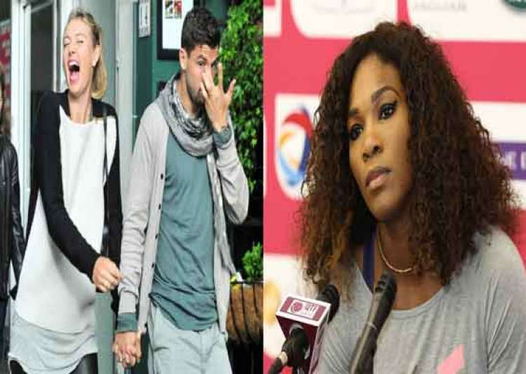 know about the famous spat between maria sharapova serena- India Tv