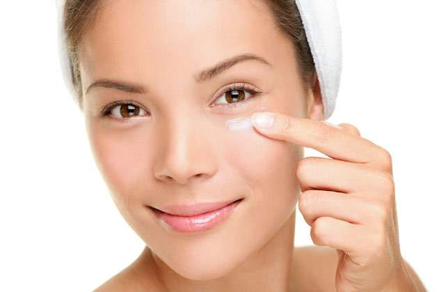 Take care of your eyes specially They are biggest contributors to face's expression. Keep them moisturised. Try and take full rest. Use eye cream before going to the bed for best results.