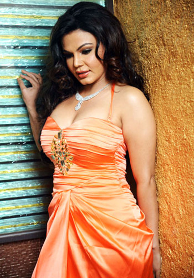 Rakhi Sawant also tried her hands on singing and released her first album 'Super Girl' in 2007.