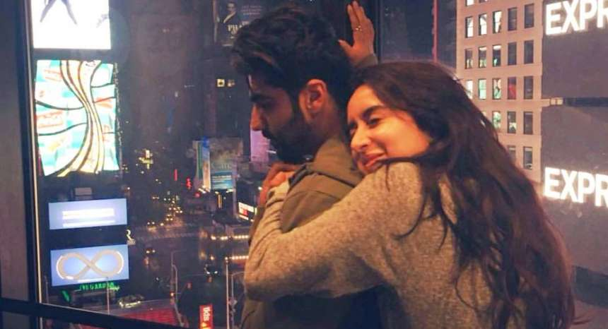 The movie is based on author Chetan Bhagat's novel 'Half Girlfriend' that will feature young stars Arjun Kapoor and Shraddha Kapoor. Though both the actors were good friends but they have never worked together in the past.