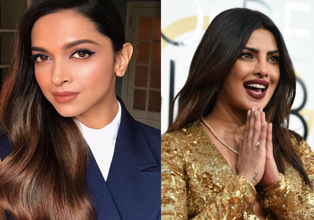 Both Priyanka and Deepika are giving tough competition to each other. The latter made her Hollywood debut opposite Vin Diesel in 'xXx: Return of Xander Cage' whereas Priyanka will be see playing an antagonist in 'Baywatch'.