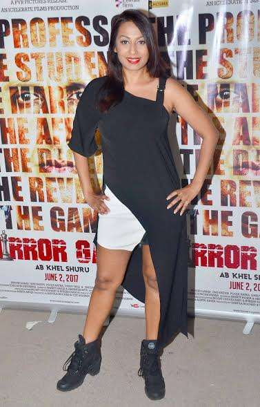 Kashmira Shah also made an appearance at the screening.