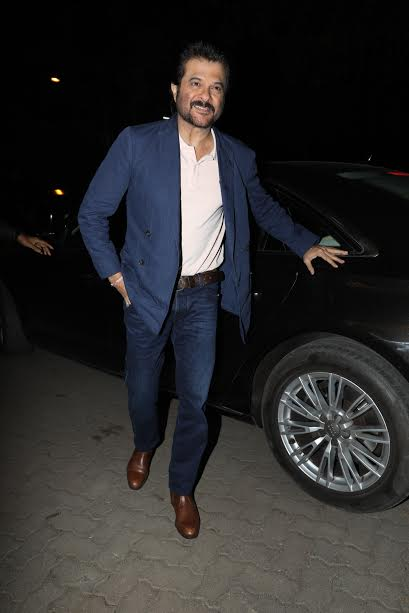 The all-time energetic Anil Kapoor made an energetic presence in the opening.
