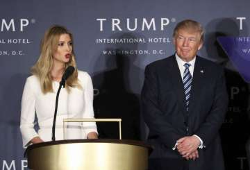 Man deplaned after confrontation with Ivanka over...