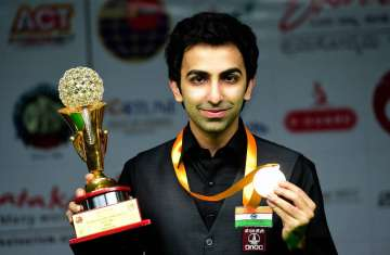 Pankaj Advani wins world championship title -...
