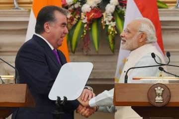 India, Tajikistan ink pact to step up...