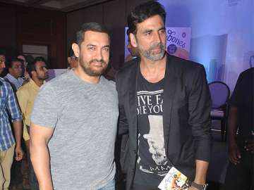 Aamir wants 'money-making' tips from Akshay -...