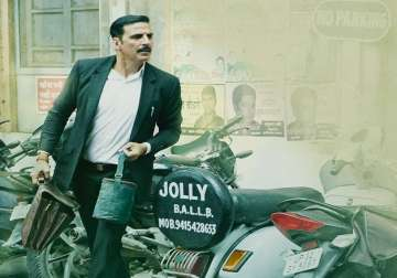 Jolly LLb 2 trailer out