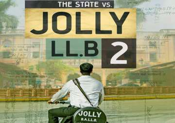 Akshay Kumar in Jolly LLB 2 teaser poster - India...