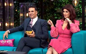 For wife Twinkle's maiden production, Akshay to...