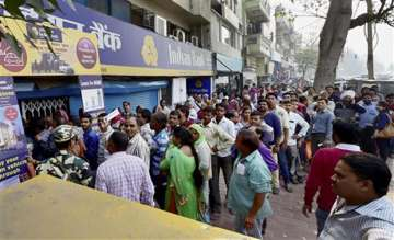 Demonetisation might turn out to be a 'shock'...