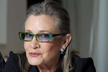 Carrie Fisher- India Tv - India TV