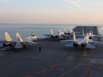 Amid row on South China Sea, China holds first...
