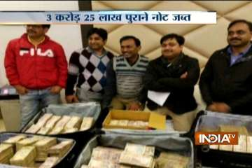 Currency ban - India TV