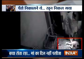 Delhi: Woman booked for brutally beating up her...