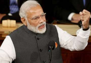 PM Modi likely to speak in parliament today -...
