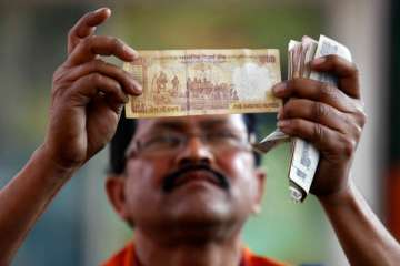 Fake Indian currency worth Rs 43.83 cr seized in...