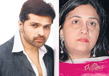 Himesh and wife Komal file for divorce