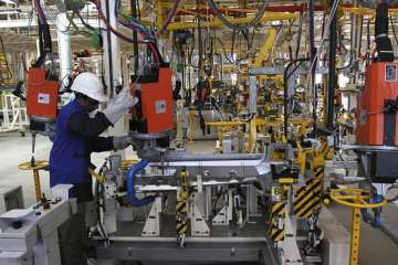 India's factory output - India TV