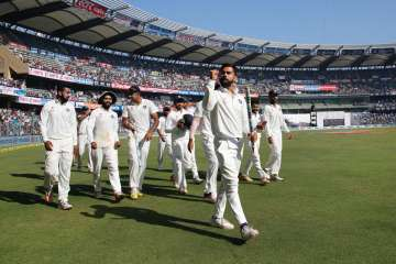 India beat England in Chennai Test to clinch...