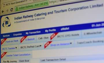 Indian Railways, IRCTC