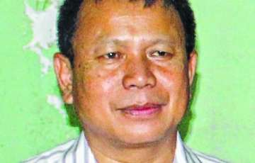 BJP MLA in Manipur joins Congress - India TV