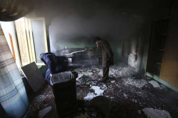 Afghan MP's house attacked 8 dead - India TV