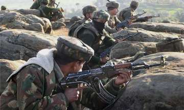 Search operation underway at Sopore - India TV