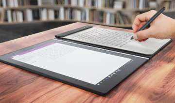 Lenovo launches world's thinnest, 2-in-1 Yoga...