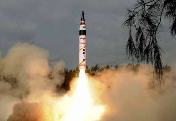 India to test Agni V - India TV