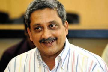 File Photo of Manohar Parrikar - India TV