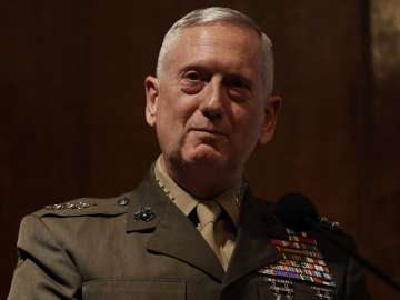 James Mattis - India TV
