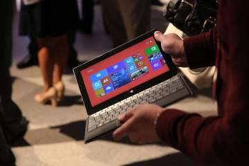Microsoft, Tablet, Technology