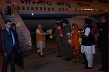 PM Modi in Amritsar