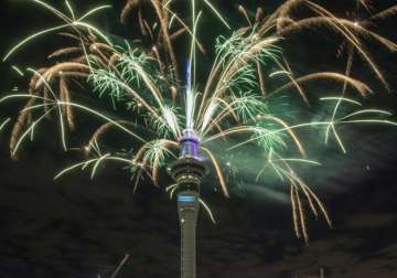 New Zealand's Auckland becomes first world city...