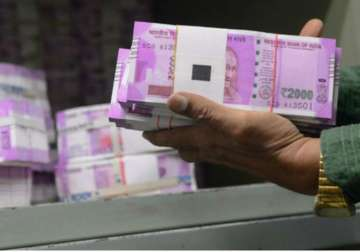 JDS leader held with Rs 5.7 crore in 2000-rupee...