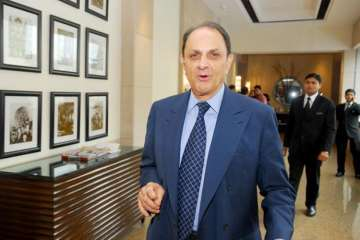 Tata Steel independent director Nusli Wadia...