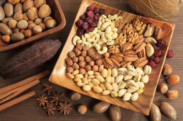 Nuts, Health Tips