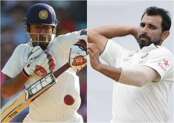 Shami, Saha ruled out of fifth Test against...
