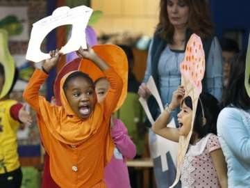 Engaging low-income kids in music, dance helps...