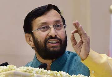 HRD min is considering holding a single national...